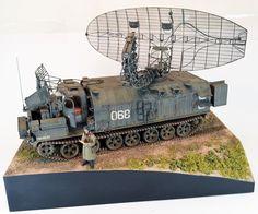 P-40 Long Track Radar | Jim Wechsler