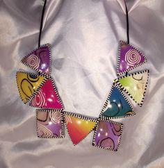 Semi hollow beads with translucent veneer