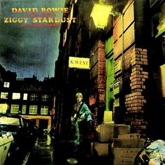 David Bowie - The Rise and Fall Of Ziggy Stardust