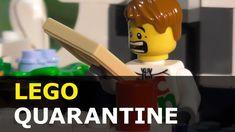 Quarantine Lego Brickfilm Lego City, Stop Motion