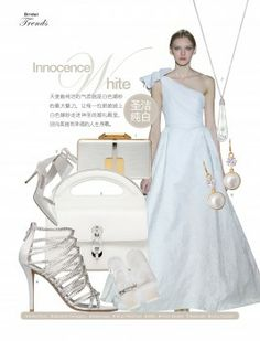 Bridal Trend - The Look - Innocence White