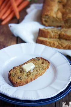 Carrot Cake Loaf - Lexi's Clean Kitchen