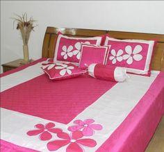 Manufacturer of Designer Bedding - Bed Sheets, Comforters Bedding, Bedding Set and Cartoon Print Bedsheet offered by Bharat Exim International, Noida, Uttar Pradesh. Bed Cover Design, Cushion Cover Designs, Bed Linen Design, Bed Design, Pillow Design, Boho Bedding, Pink Bedding, Bedding Sets, Modern Bedding