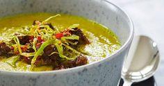 Porresuppe – antiinfllammatorisk suppe med sprød topping   CookingClub
