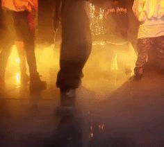 mic drop, mic drop   JUST BTS JHOPE ON FIRE