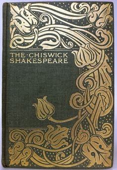"Cymbeline by William Shakespeare, London: George Bell & Sons, 1901, ""The Chiswick Shakespeare"" series - Beautiful Antique Books"