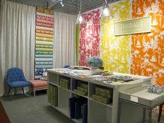 thibaut interior design showroom - Google Search