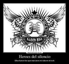 frases héroes del silencio