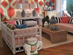 lily pulitzer high point market 2012