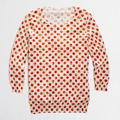 Factory Charley sweater in orange - Sweaters - FactoryWomen's New Arrivals - J.Crew Factory