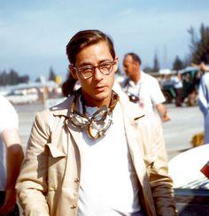 Legends Of Motorsport: Masten Gregory - Petrolicious