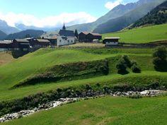 Sedrun, Switzerland