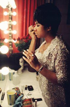 Aretha Franklin c. 1969