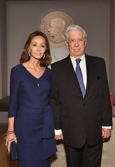 Isabel Preysler Photos - Isabel Preysler and Mario Vargas Llosa attend the Getty Medal Dinner 2017 at The Morgan Library & Museum on November 2017 in New York City.