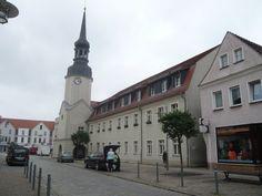 in Spremberg unterwegs ;-)