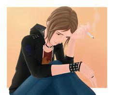 Chloe Price by Ledum.deviantart.com on @DeviantArt
