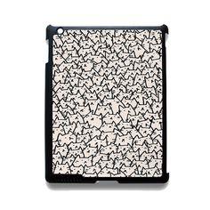 Cats Art Collage TATUM-2473 Apple Phonecase Cover For Ipad 2/3/4, Ipad Mini 2/3/4, Ipad Air, Ipad Air 2