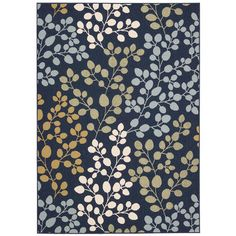 You'll love the Caribbean Navy Indoor/Outdoor Area Rug at Wayfair - Great Deals on all Décor  products with Free Shipping on most stuff, even the big stuff.