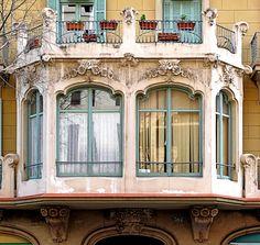 Casa Feliu Sala Barnadas 1909 Architect: Josep Graner i Prat