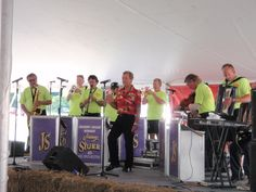 Jimmy Sturr and his Orchestra will hit the stage on Saturday of the Poconos' Wurst Festival.