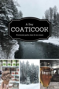 Spending the day in Coaticook Quebec Canada Eastern townships Cantons de l'est Voyage Montreal, Stuff To Do, Things To Do, Fun Stuff, Canadian Travel, Visit Canada, Weekend Getaways, Time Travel, Traveling By Yourself