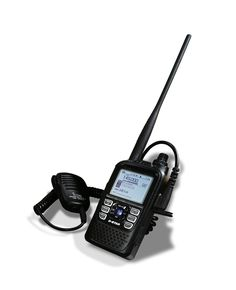Picture of the ID-51 D-STAR VHF / UHF Dual Band Transceiver with HM-186LS Speaker Microphone for the Japanese market: http://www.icomuk.co.uk/ID-51A_E/Handheld_Amateur_Radio_Ham  #icom #DSTAR #Hamradio