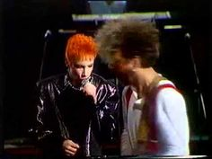 Eurythmics: Wrap it up 1984-09-16 (Live)