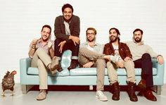 """Young the Giant have release the music video for """"Apartment"""" below."""