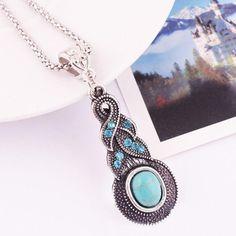 Stunning Tibetan Turquoise Necklace