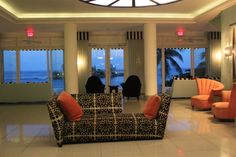 Join us to relax in the lobby at Couples Tower Isle #Jamaica