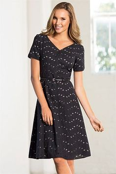 Dresses - Capture Broderie Dress from ezi buy