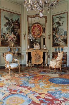 Le salon des Huet - Les Arts Décoratifs - Site officiel