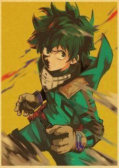 My Hero Academia Posters - Q020 11
