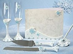 Amazon.com: Winter Wonderland Wedding Set C445448 Quantity of 1: Toys & Games