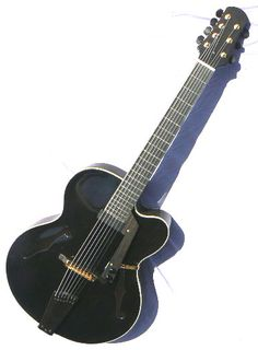 1997 Bourgeois A-250 Seven String