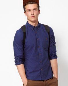 ASOS Oxford Shirt in Long Sleeve