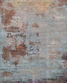Tendance : les tapis en laine oxydée