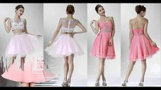 Cheap #Pink #Homecoming #Dresses 2014 - http://www.poppromhouse.com/homecoming-dresses/short-mini/pink