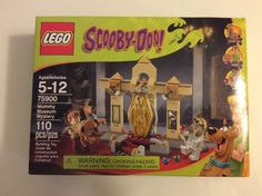 New LEGO Scooby-Doo Set 75900 Mummy Museum Mystery Building Kit Boys & Girls 5+ #LEGO