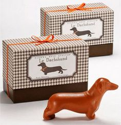 The Long and Short of it All: A Dachshund Dog News Magazine: Dachshund Soap