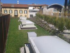 Verde pensile estate 2012 - Il Gigante Bergamo (BG)