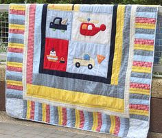 Easy Quilt {tutorial