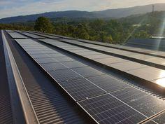 Horse Ranch, Solar Power System, Solar Panels, Commercial, Horses, Outdoor Decor, Design, Home Decor, Sun Panels