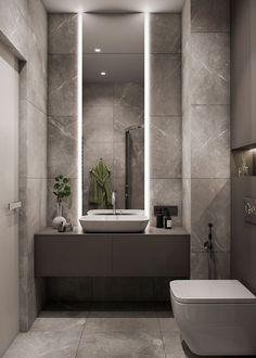 Modern Luxury Bathroom, Small Bathroom Interior, Bathroom Design Luxury, Bathroom Layout, Modern Bathroom Design, Bathroom Ideas, Master Bathroom, Budget Bathroom, Modern Toilet Design