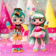 Shoppies Dolls, Shopkins And Shoppies, Shopkins World, Shopkins Room, Shopkins Happy Places, Candy Theme Birthday Party, Moose Toys, Matilda, Monster High Custom