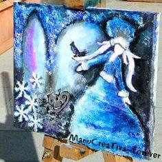 MaNuCreAtiVa: Regina delle nevi