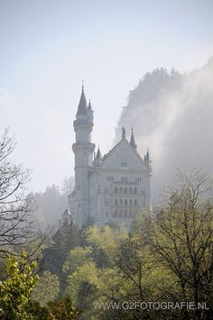 Neuschwanstein castle, Füssen, Bavaria, Germany