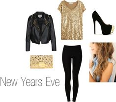 """""""New Years Eve"""" by asia-isabella on Polyvore"""
