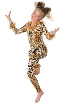 Cheetah print leggings with all-over foil dot accents Glitter free! Lion Dance Costume, Lion King Costume, Cute Dance Costumes, Ballet Costumes, Little Girl Dancing, Dancing Cat, Cheetah Leggings, Print Leggings, Lion King Musical