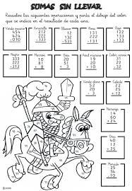 Elementary School worksheets Addition fun to learn Spanish for kids 19 Printable Activities For Kids, Math Activities, Primary Maths Games, Math Helper, Learning Spanish For Kids, Learn Spanish, Math Pages, Go Math, Christmas Math